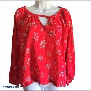 Universal Thread Goods Blouse Shirt Top Size Large